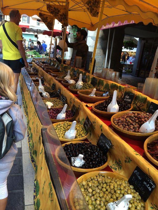 Food Market Food On The Go