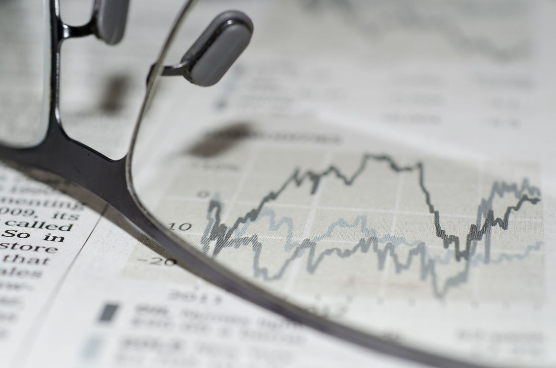 Eyeglasses and business chart Business Business Finance And Industry Chart Close-up Economy Eyeglasses  Eyewear Finance Financial Item Financial Planning Future Global Finance Going Up Grafic Money Newspaper No People Positive Stock Market Stock Market And Exchange Styding Symbol Text