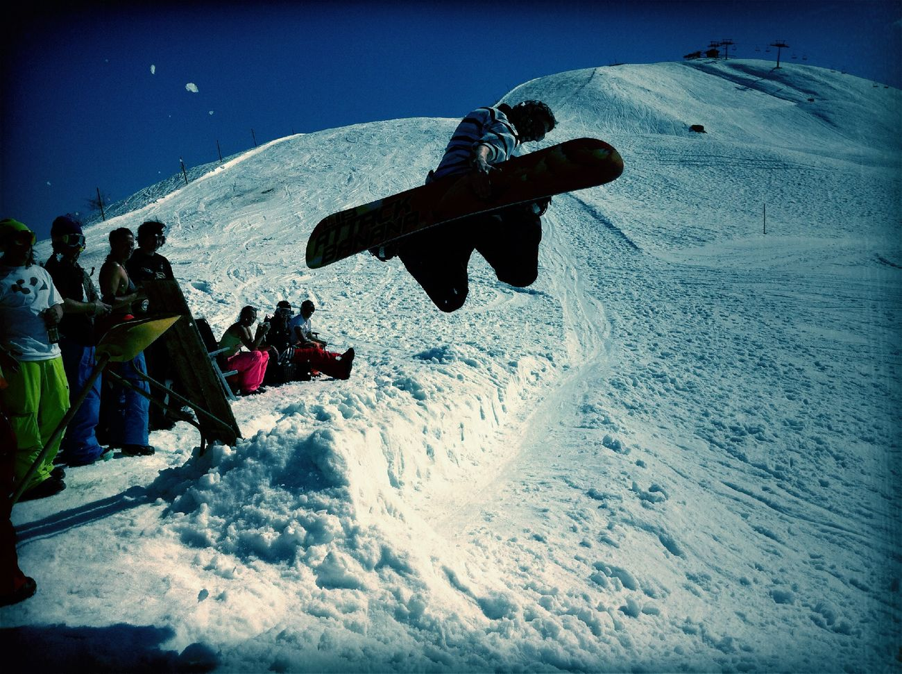 snowboard at Alania Snowboard