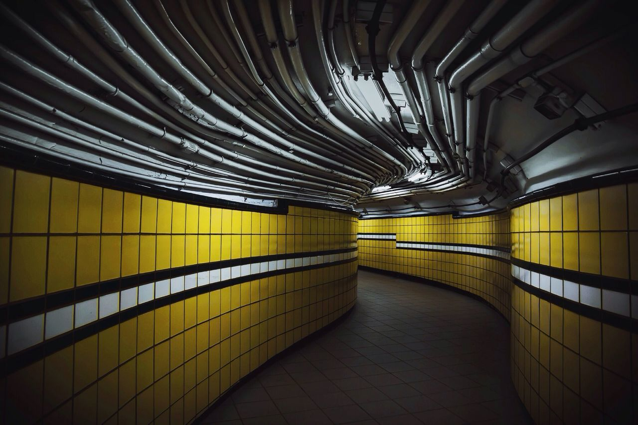 Beautiful stock photos of black, Architecture, Auto Post Production Filter, Black, Corridor