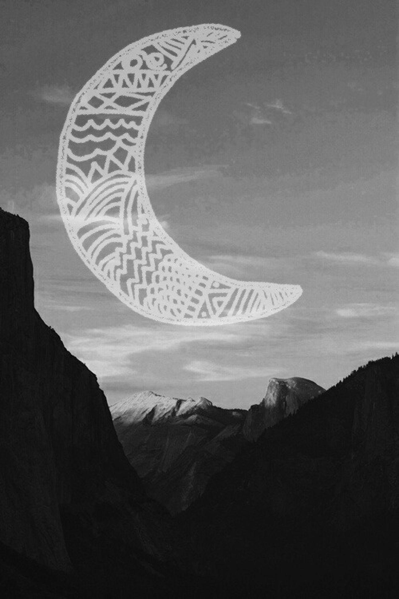 Moon Tribal Art Dre▲m