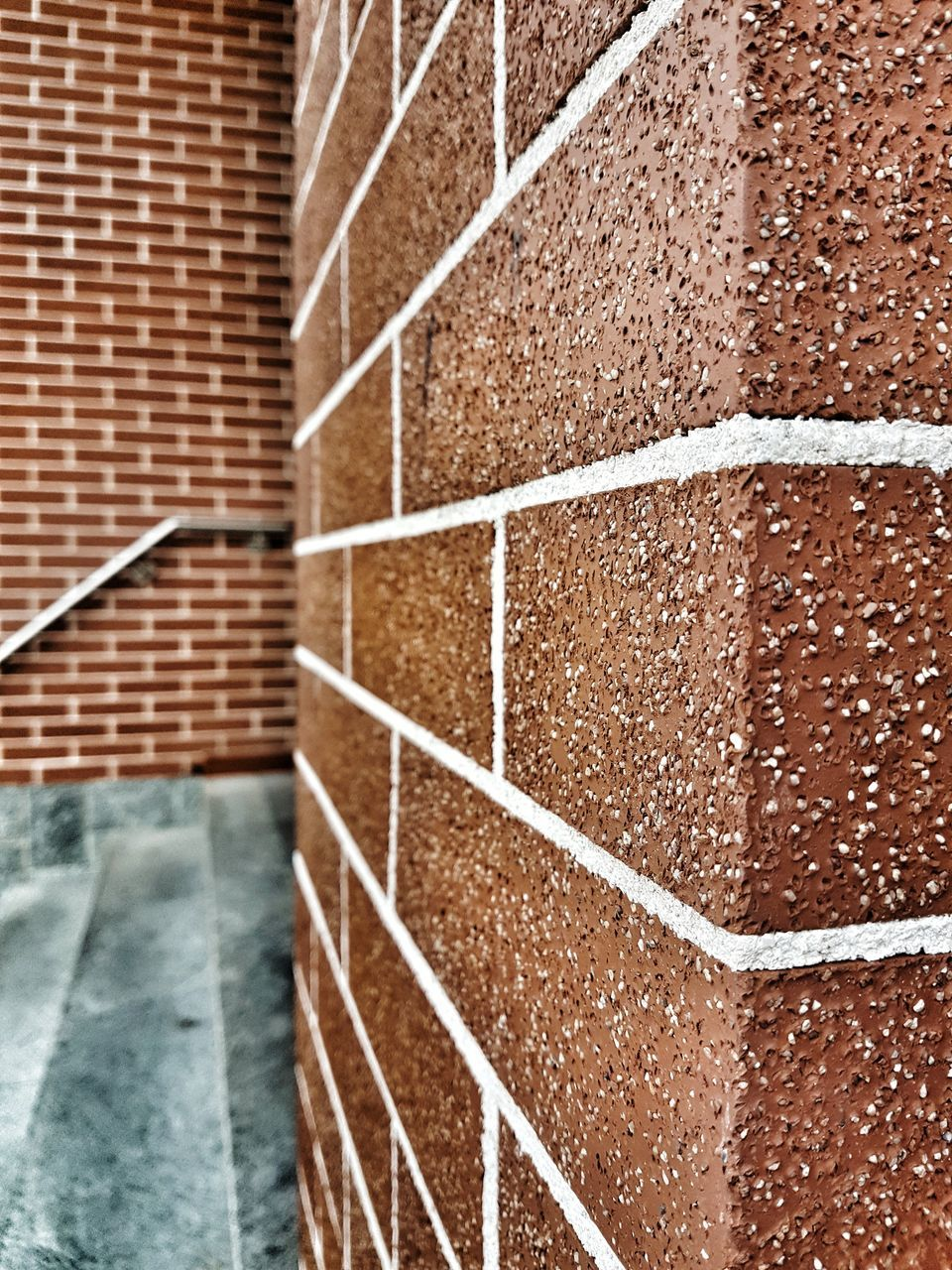 brick wall, built structure, no people, architecture, day, close-up, building exterior, outdoors, dividing