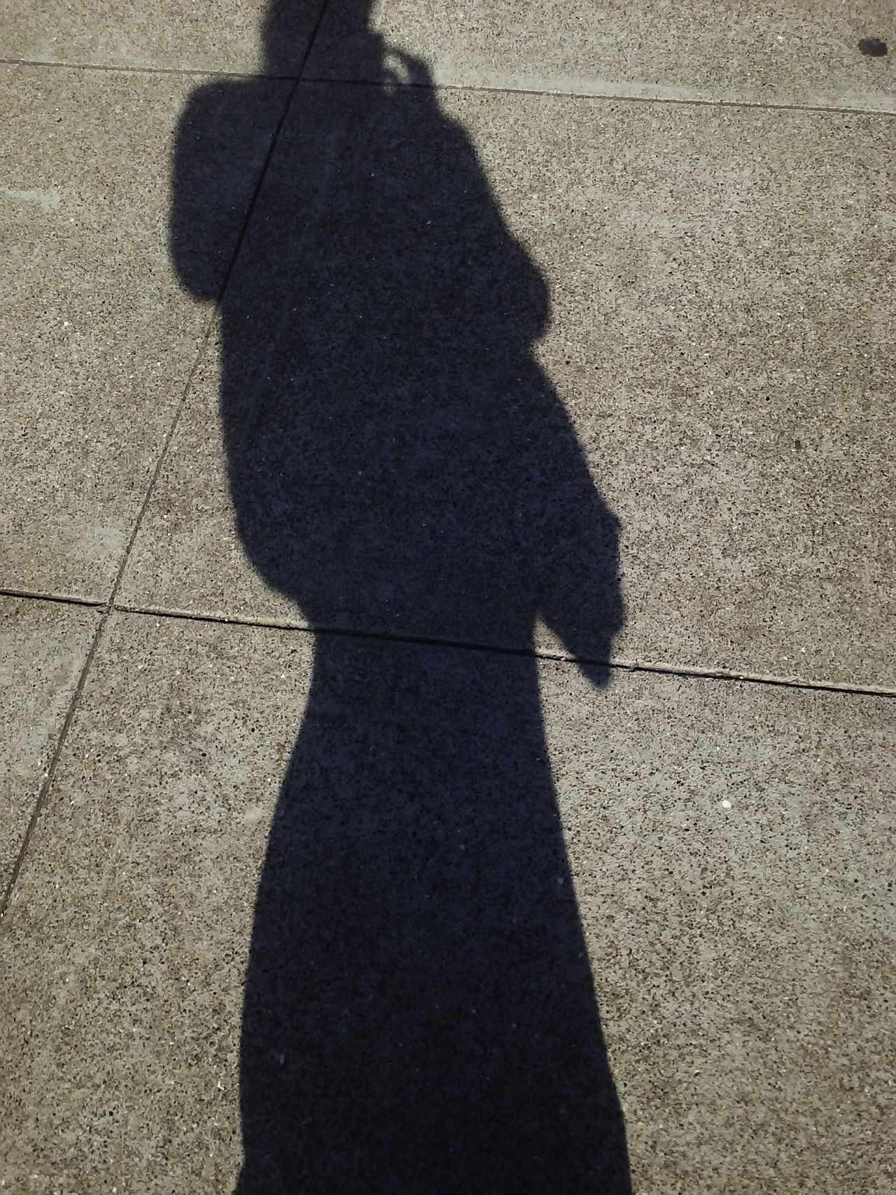 Shadows & Lights Shadow Of A Girl... City Life Hipstergirl Hippykid Kreatives Shadow Selfie Ground Cement Sidewalk Perspectiveporn Creativity Perspectivephotography Posttraumatic Pictures Charlotte Pulling Hippykidkreatives San Francisco Potrero♡