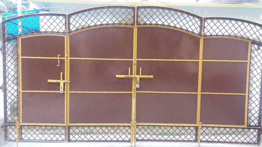 Gates And Fences Architecture