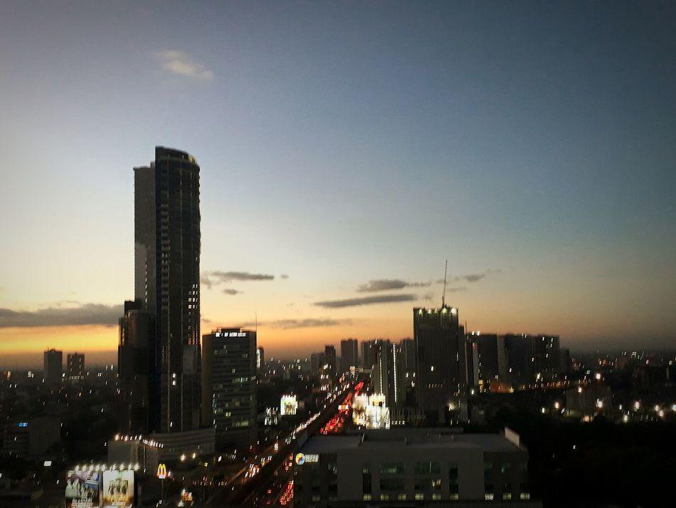 Quezon City Skyline First Eyeem Photo