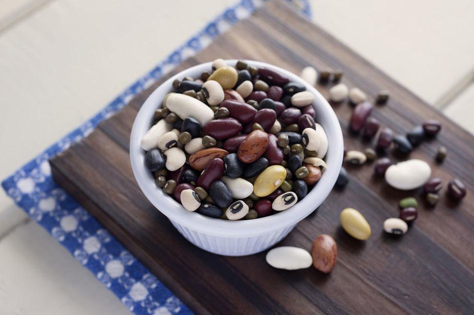 Beautiful stock photos of schwarz weiß, Abundance, Adzuki Bean, Bean, Black-Eyed Pea