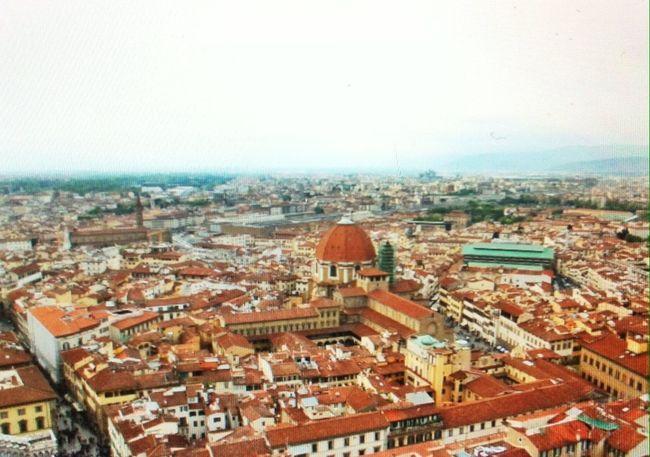 佛羅倫薩 聖母百花 Florence Italy