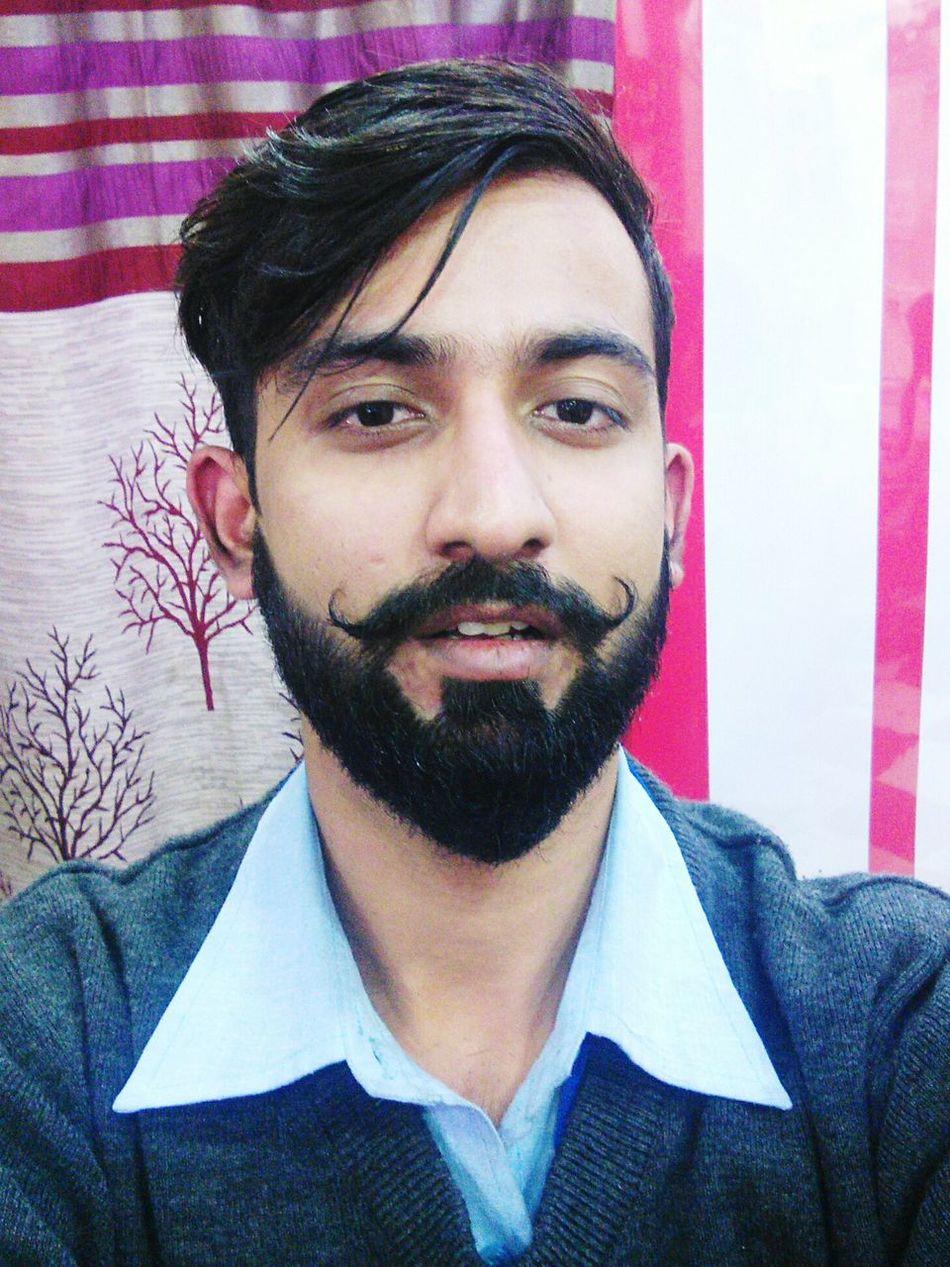 Beard Winter Selfie ✌ First Eyeem Photo