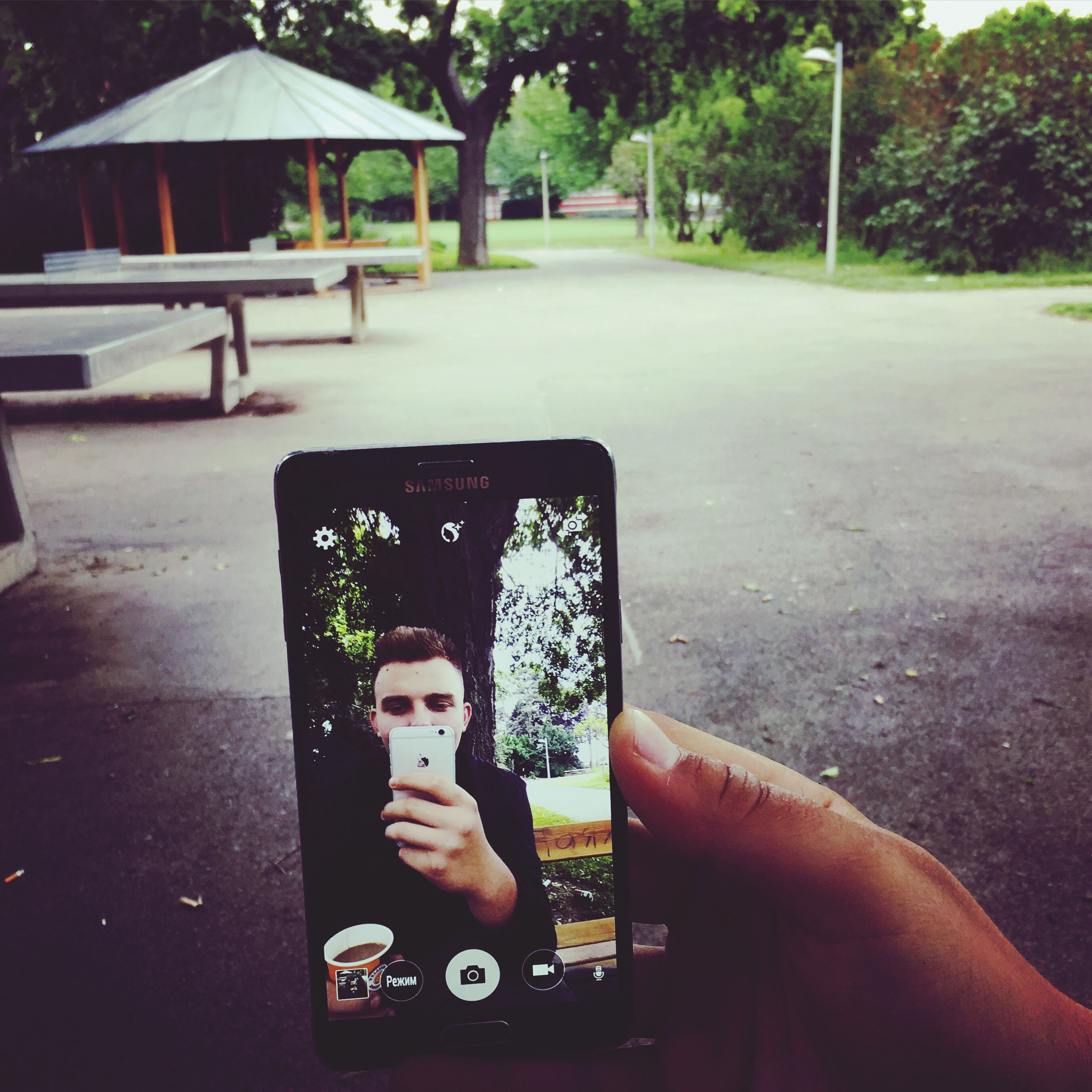 Hari_whoami Park Selfieart Selfie ✌ Nature Nature_collection First Eyeem Photo