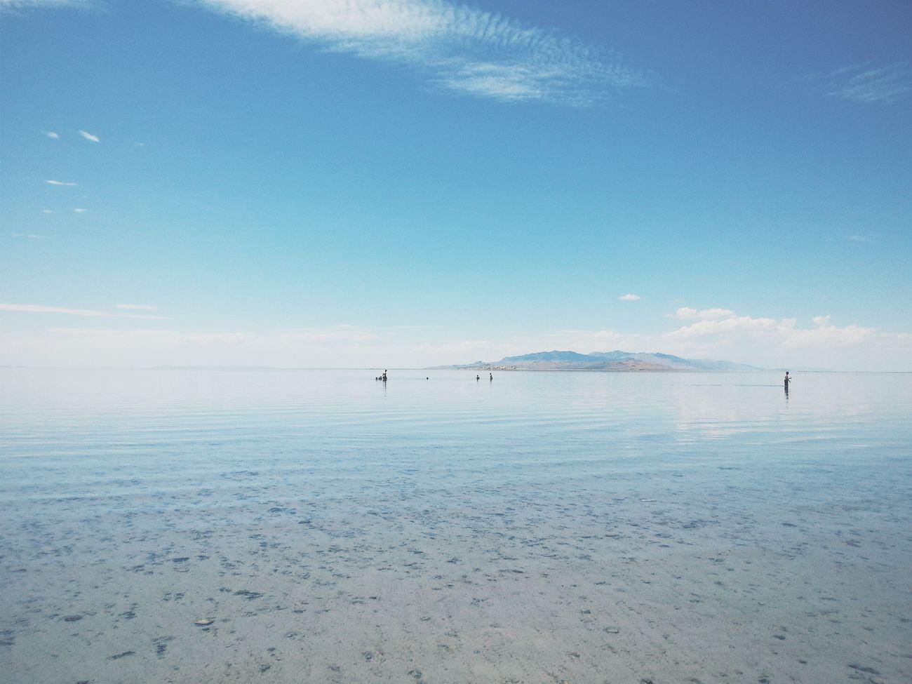 Beautiful stock photos of ocean, Beauty In Nature, Blue, Calm, Cloud