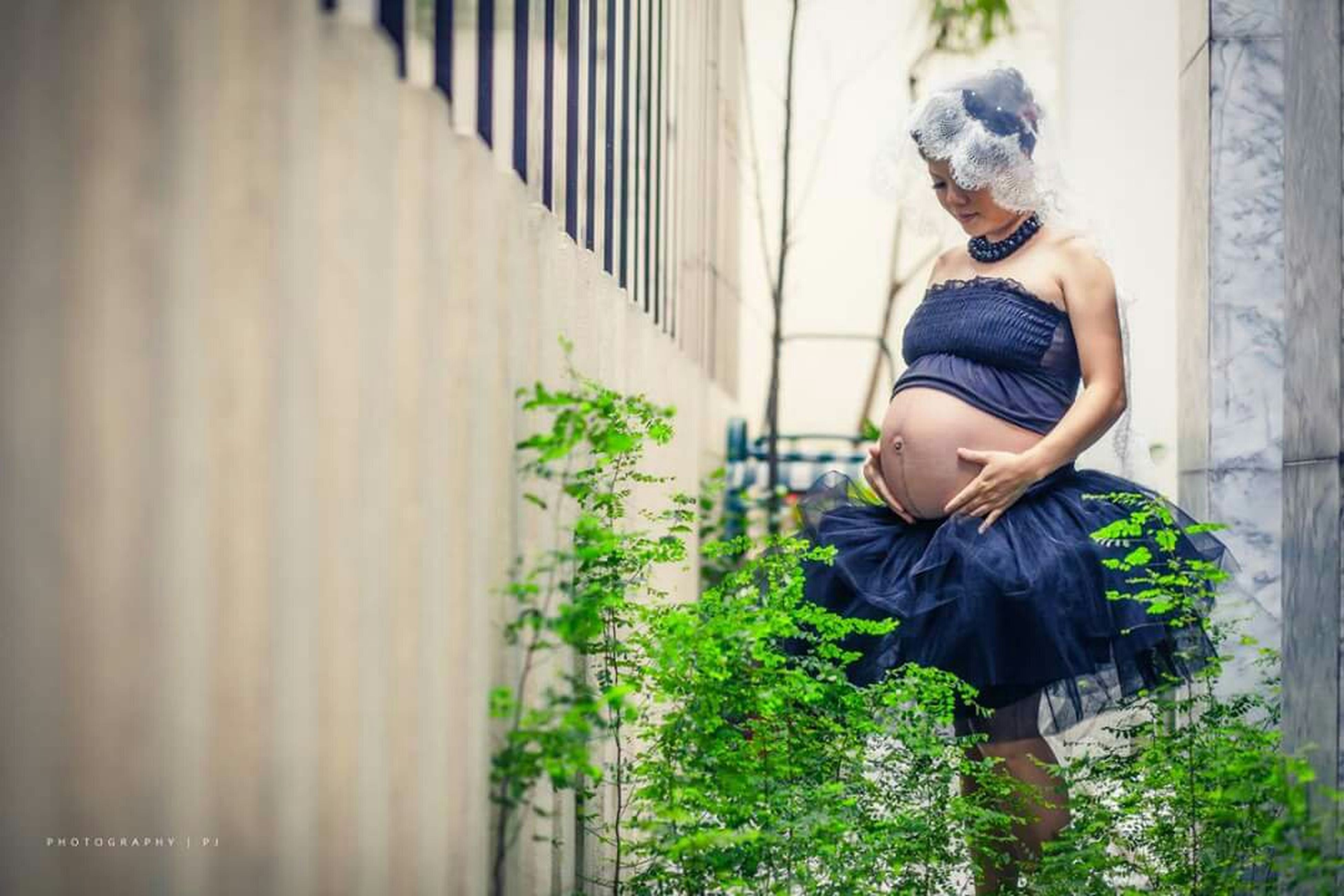 孕婦 Matemity Dress Mother A Mother To Be Baby Pregnant Expectant Mother Beautiful Taking Photos Enjoying Life