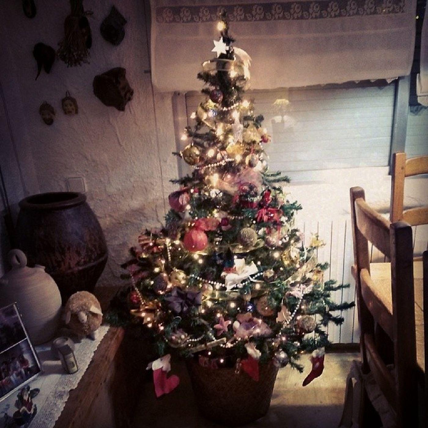 Merry Christmas! Ja esta decorat lo verd! Acasajaesnadal Espiritunavideño Lapilotafanadal