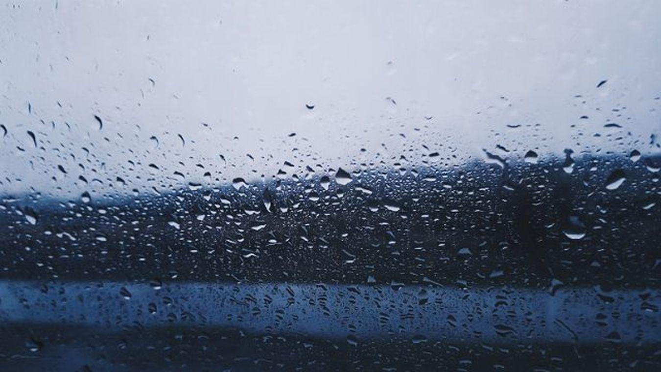 Весна как осень⛆ дождик веснакакосень VSCO Vscocam Вербноевоскресенье 😚