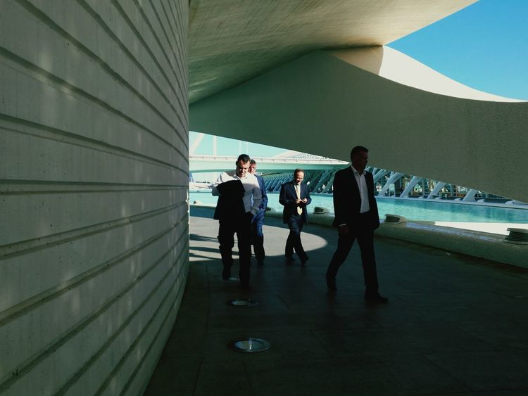 Light And Shadow Architecture EyeEm Best Shots Business Business People Modern Architecture Perspective City People Meeting Point The Architect - 2016 EyeEm Awards Minimalist Architecture