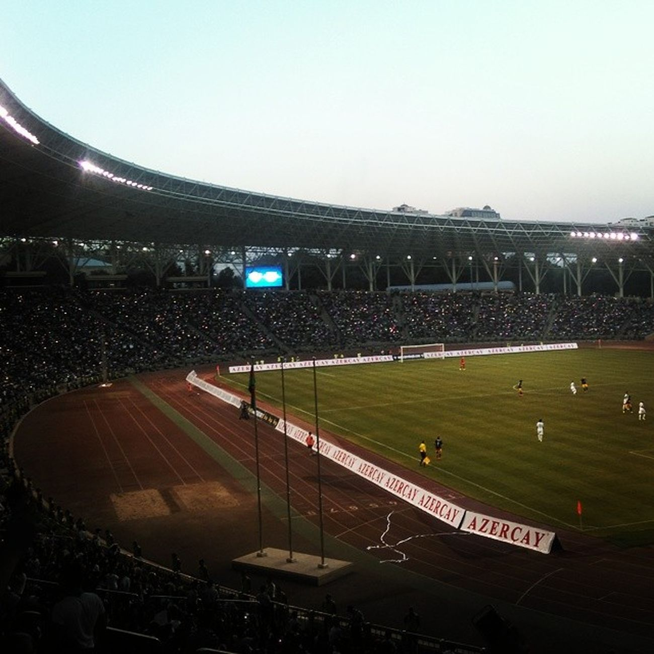 Qarabağ vs Salzburg Champions League UCL