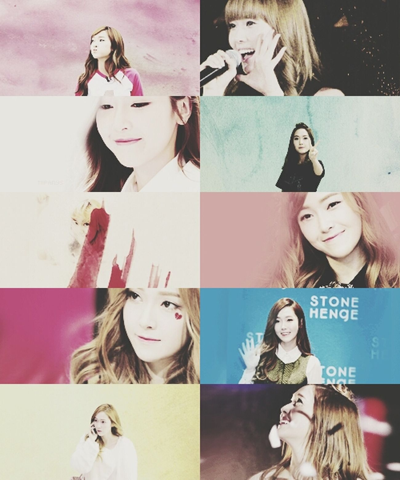 neomu yeppeo. ah. i love her so much? Jessica Jung