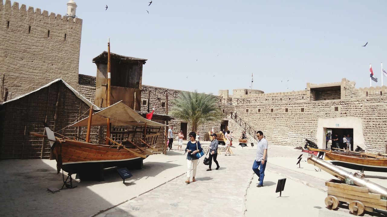 Learn & Shoot: Layering Dubai Museum Visiting Museum Historical Monuments Beutiful Scene From The Historical Museum Dubai Dubai Travel