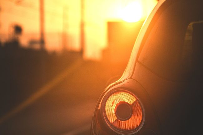 Abroad Car Dawn Dusk Evening Flair Holidays Holidays ☀ Italy Orange Red Road Road Trip Roadtrip Spring Sun Sunflair Sunset Traffic Vacation Paint The Town Yellow