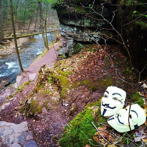 Anonymous Vforv Lost Downbytheriver Anon Gopro
