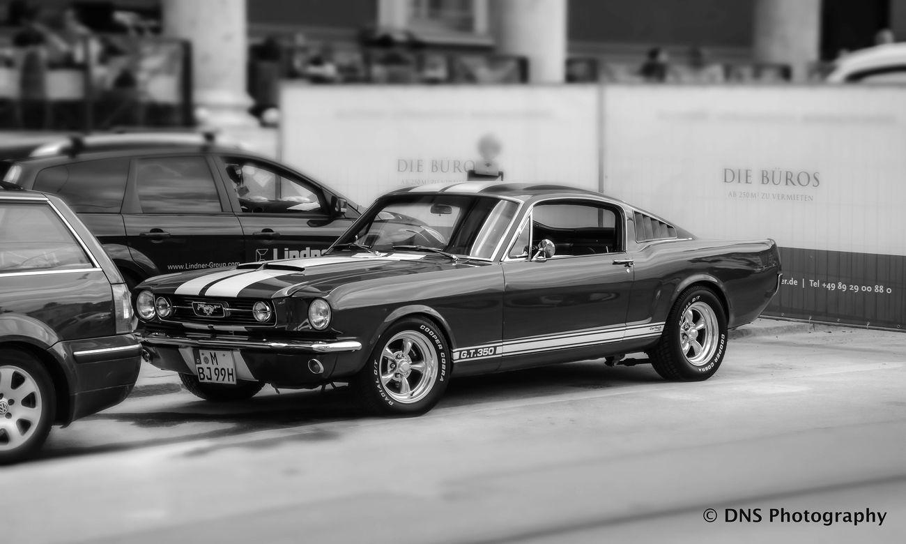Mustang GT Enjoying Life Blackandwhite Photography Urban Photography Streetphotography City Street Lovecity  Photography Nikonphotography Street Photography Urbanphotography Monochrome Underground