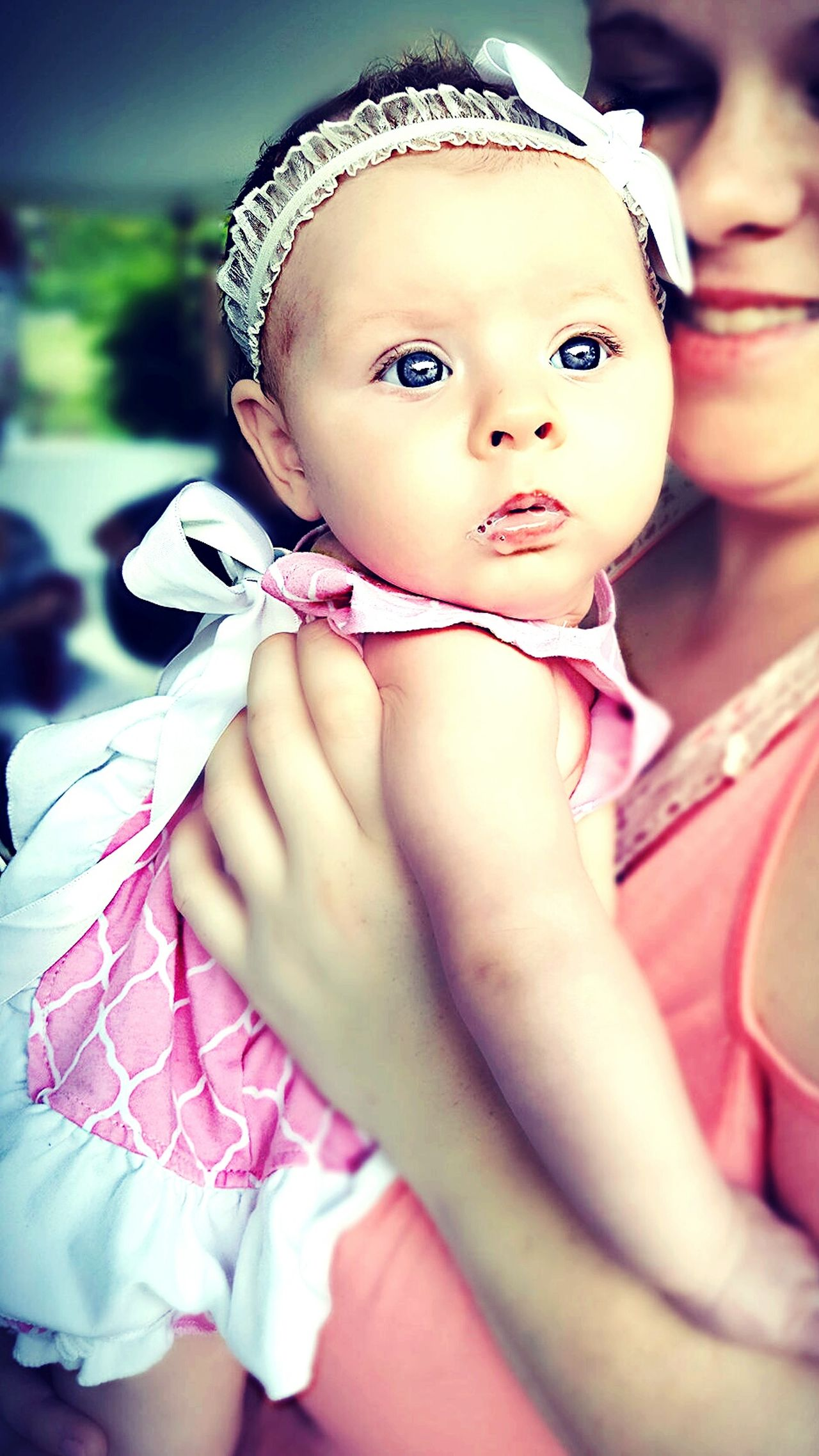 Beautiful Eyes Blue Eyes Bright Eyes Cambriejoanna Cambrie Mommy & Daughter  MommyLove Mommy Sunshine Beautiful Beautiful Girl MyBabyGirl  Daughter
