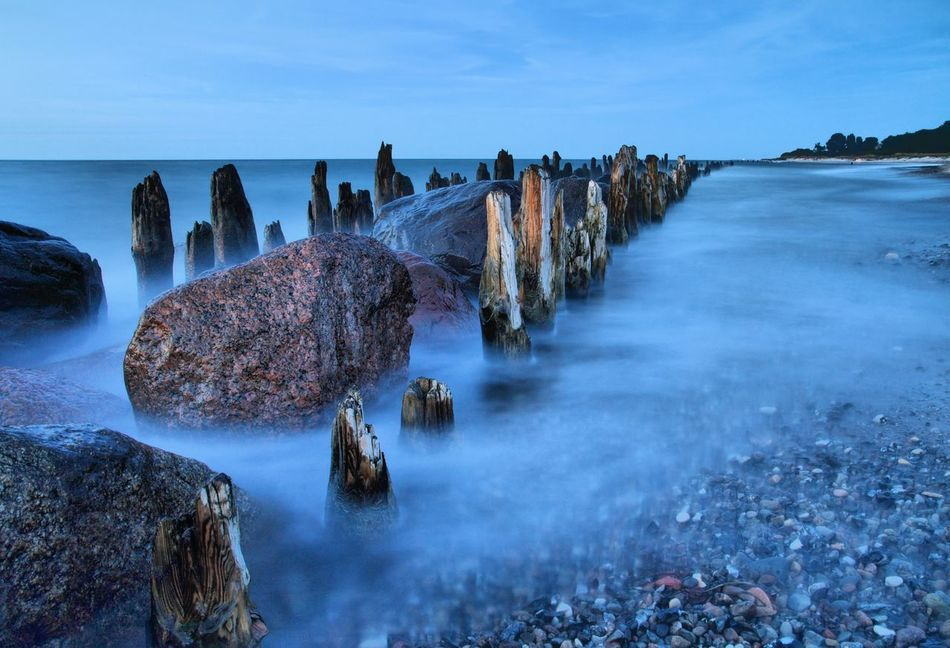 Beautiful stock photos of sonnenaufgang,  Beauty In Nature,  Blue,  Cloud - Sky,  Coastal Feature