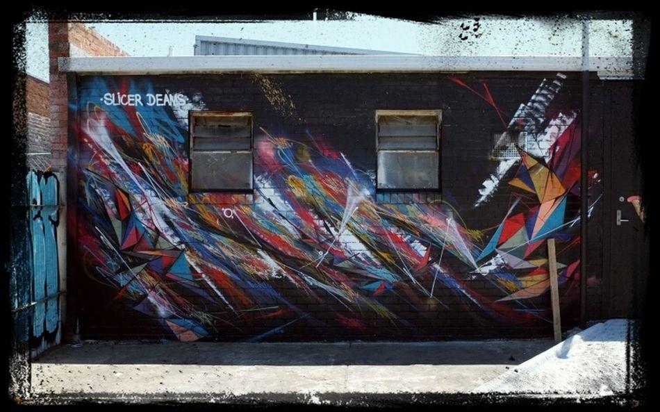 Graffiti Streetart Slicer Deams
