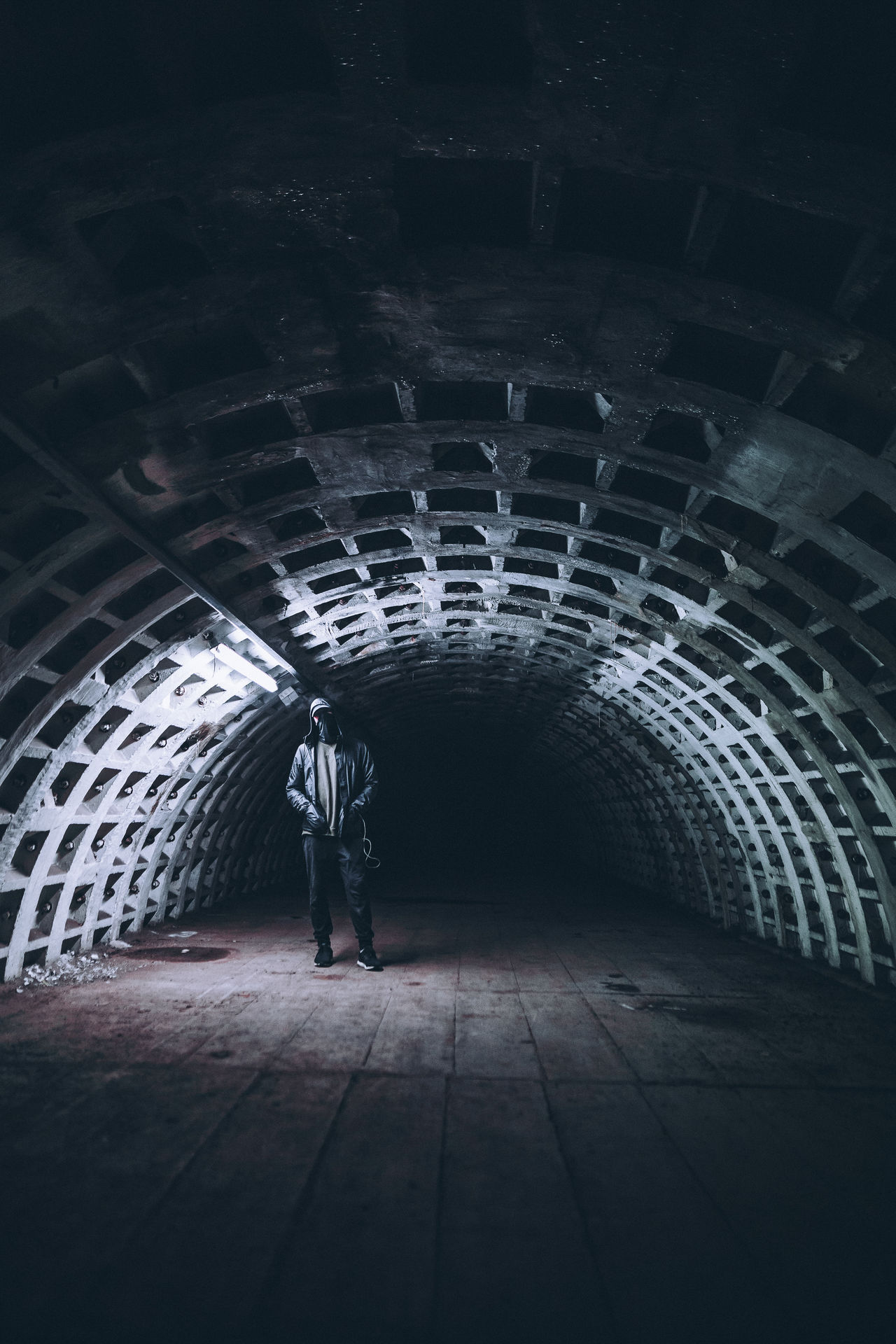 Same old. Arch Architecture Built Structure City City Life Explore Exploring Full Length Illuminated Indoors  Lifestyle Lifestyles Light And Shadow Light At The End Of The Tunnel Mysterious One Person People Real People Standing Tunnel Urban Urban Exploration Urbex