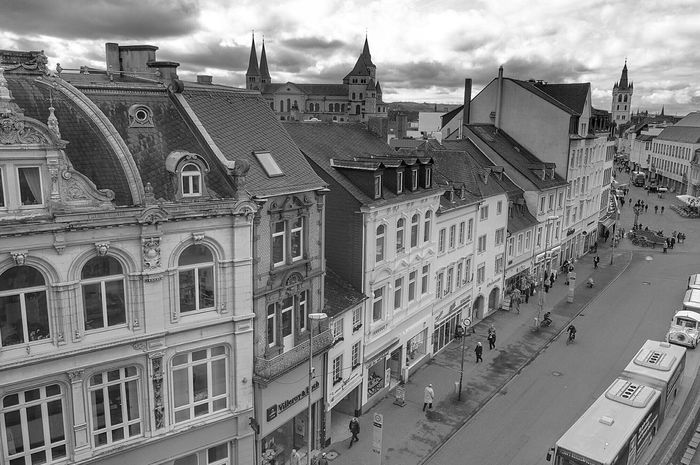 Trier City Amazing View Amazing Architecture B&w Street Photography Showcase April