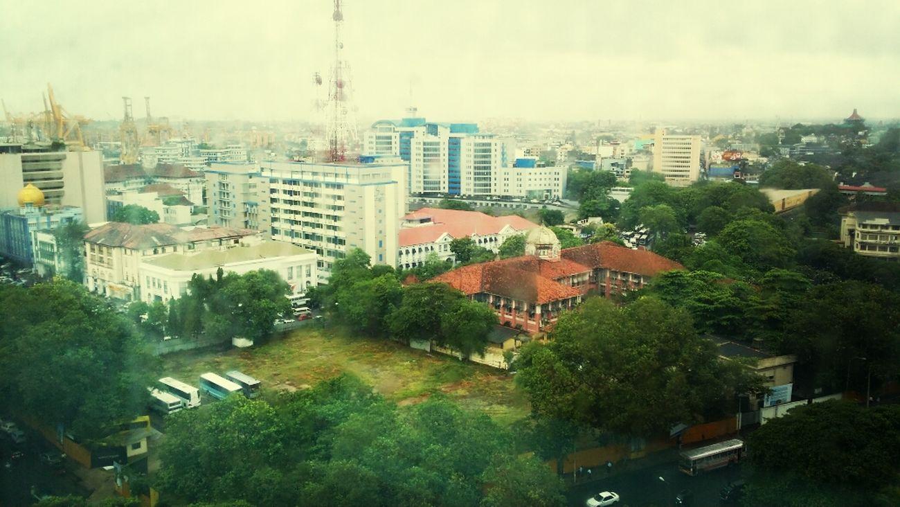 Bored rainy day