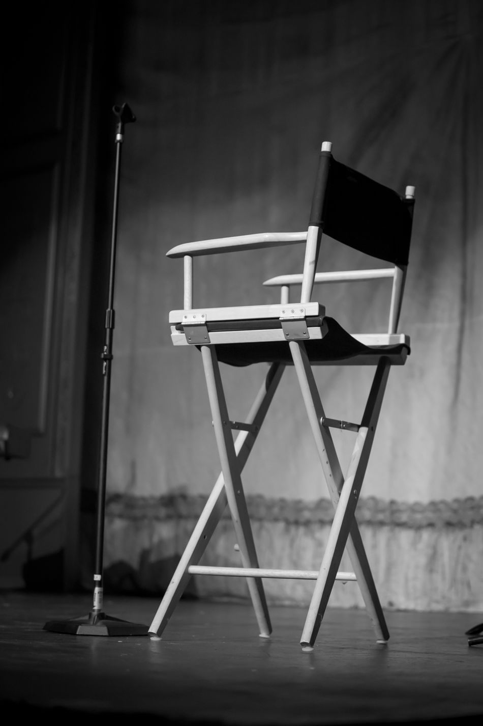 Beautiful stock photos of hollywood, Absence, Arts Culture And Entertainment, Chair, Empty