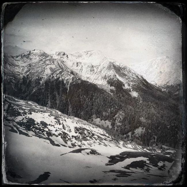 Mountains The_guido Hipstamatic Blackandwhite