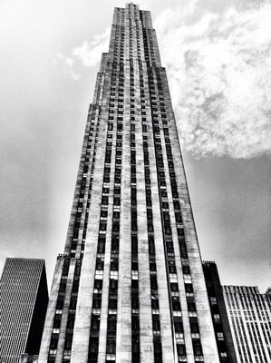 blackandwhite at NYC by Adriana
