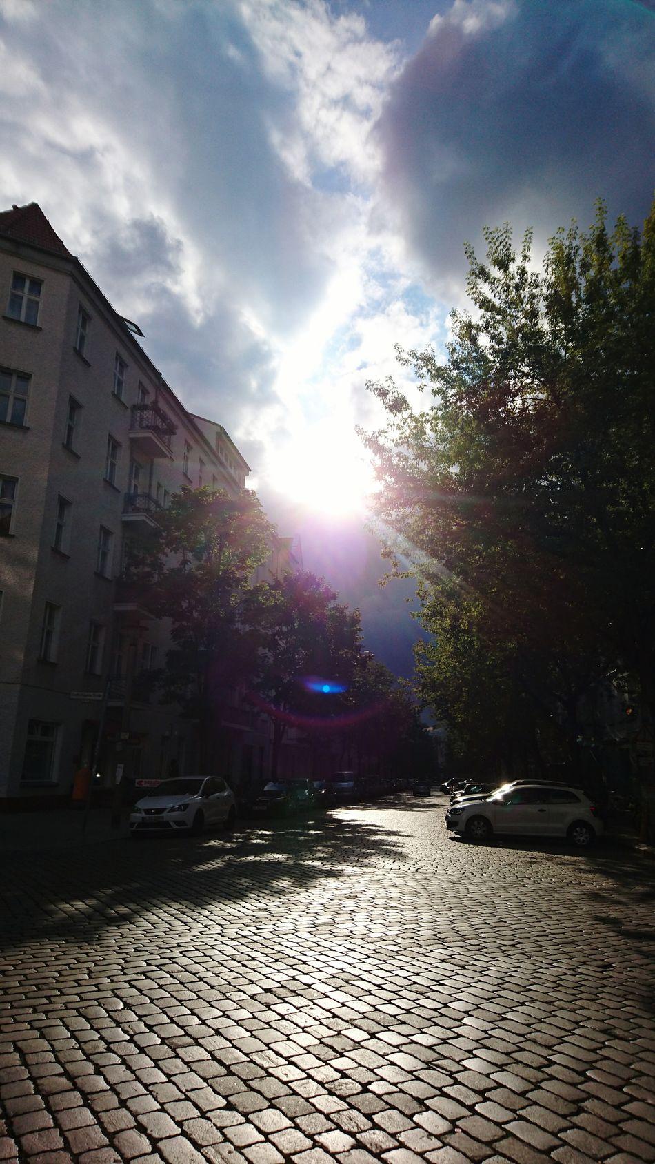 Light And Shadow Suneffects Long Street