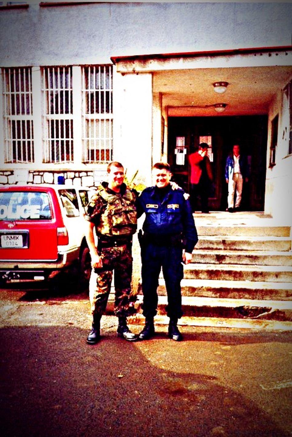 UNmission Bundeswehr Army Feldjäger Military Police Military KFOR Kosovo Prizrenkosovo Prizren
