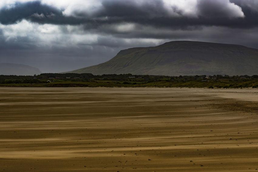 Beach Cloud - Sky Cloudy Landscape Mountain Mountain Range Overcast Wind