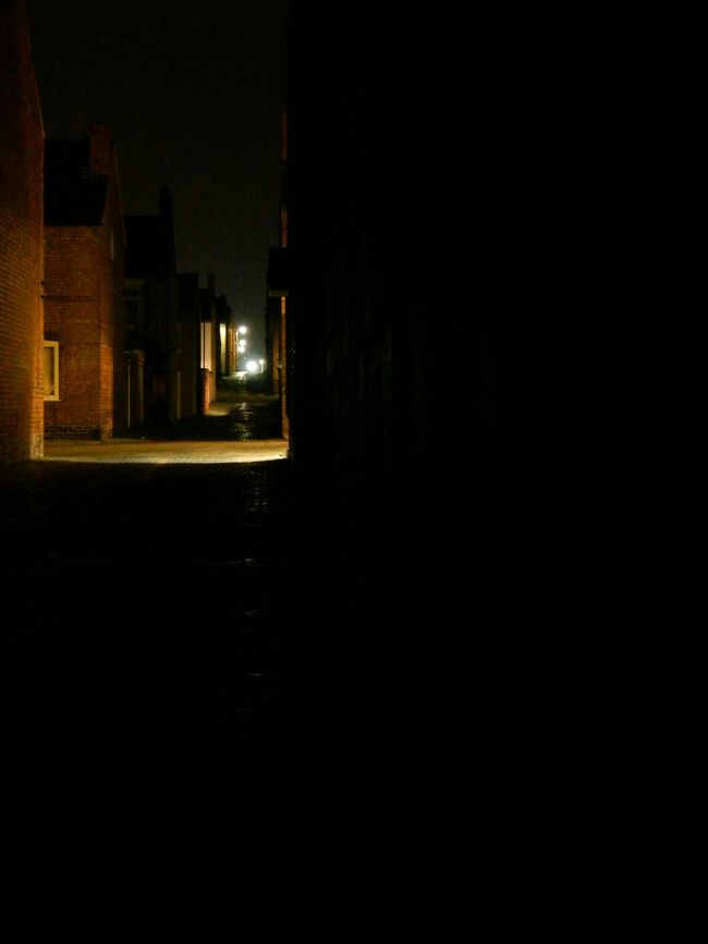 Dark night Darlington  Dark Photography Dark Night