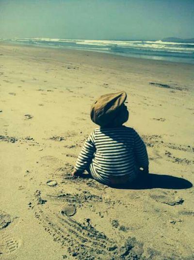 Mi hijo damian We Own The Sky Looking Into The Future Beach Ocean View Playas De Tijuana Tijuana Mexico
