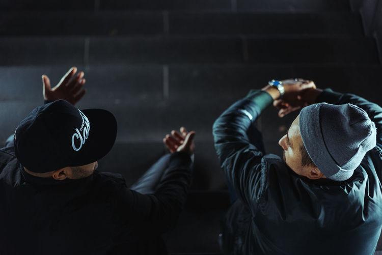 2djs Djs Music Deephouse Beatsport Clickclackdemiro Cian Zoka Picturing Individuality
