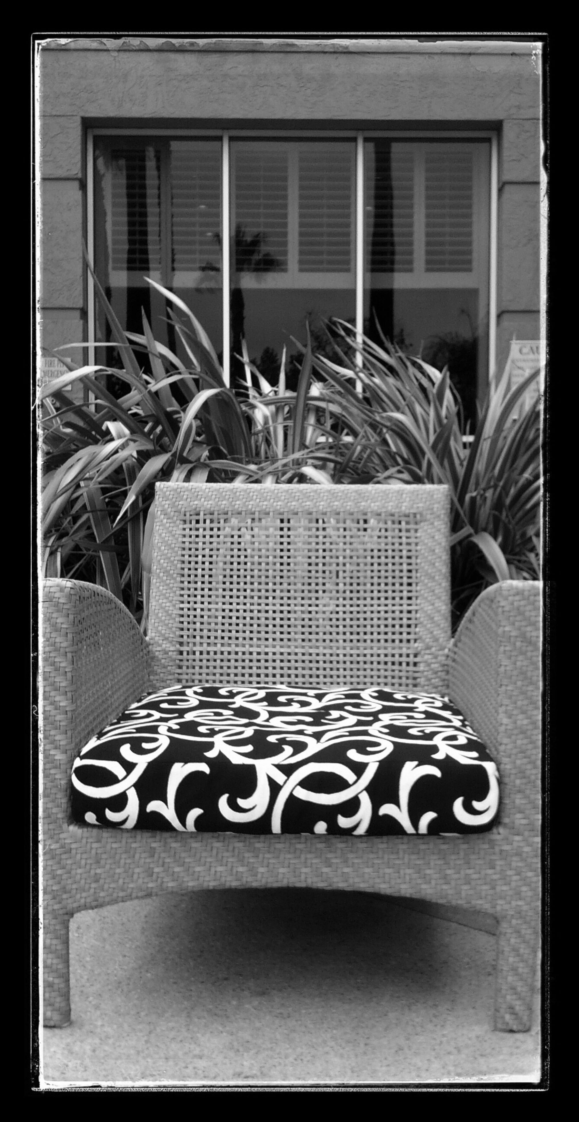 indoors, transfer print, chair, table, auto post production filter, absence, still life, empty, no people, home interior, furniture, window, seat, close-up, house, day, group of objects, built structure, architecture, basket