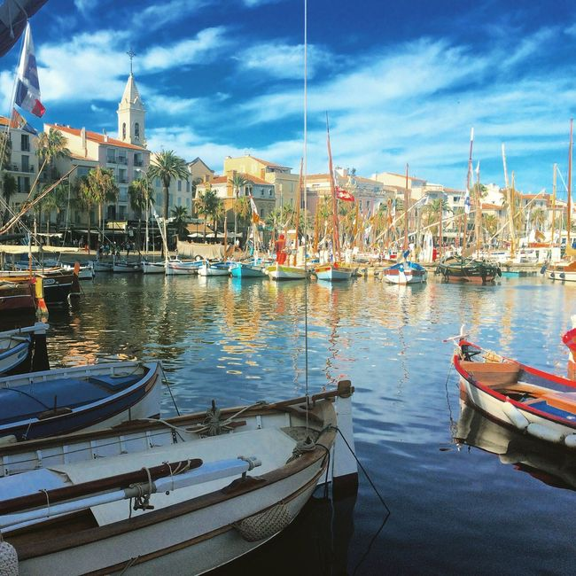 Port de Sanary-sur-Mer Sanary Sur Mer First Eyeem Photo