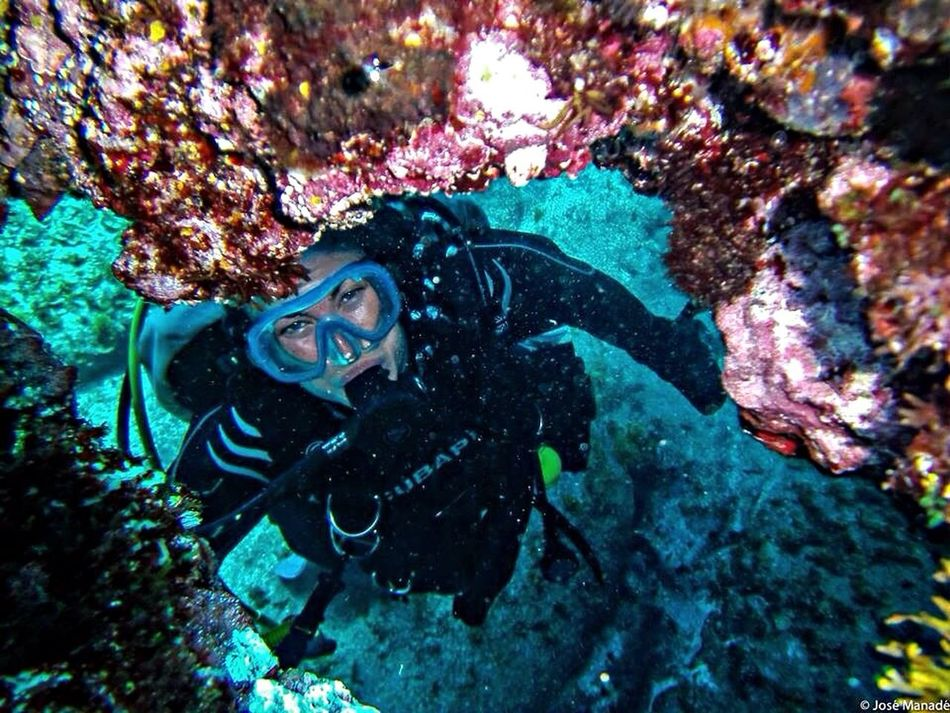 Rocío, mi amiga Water_collection Scuba Diving Eyem Nature Lovers