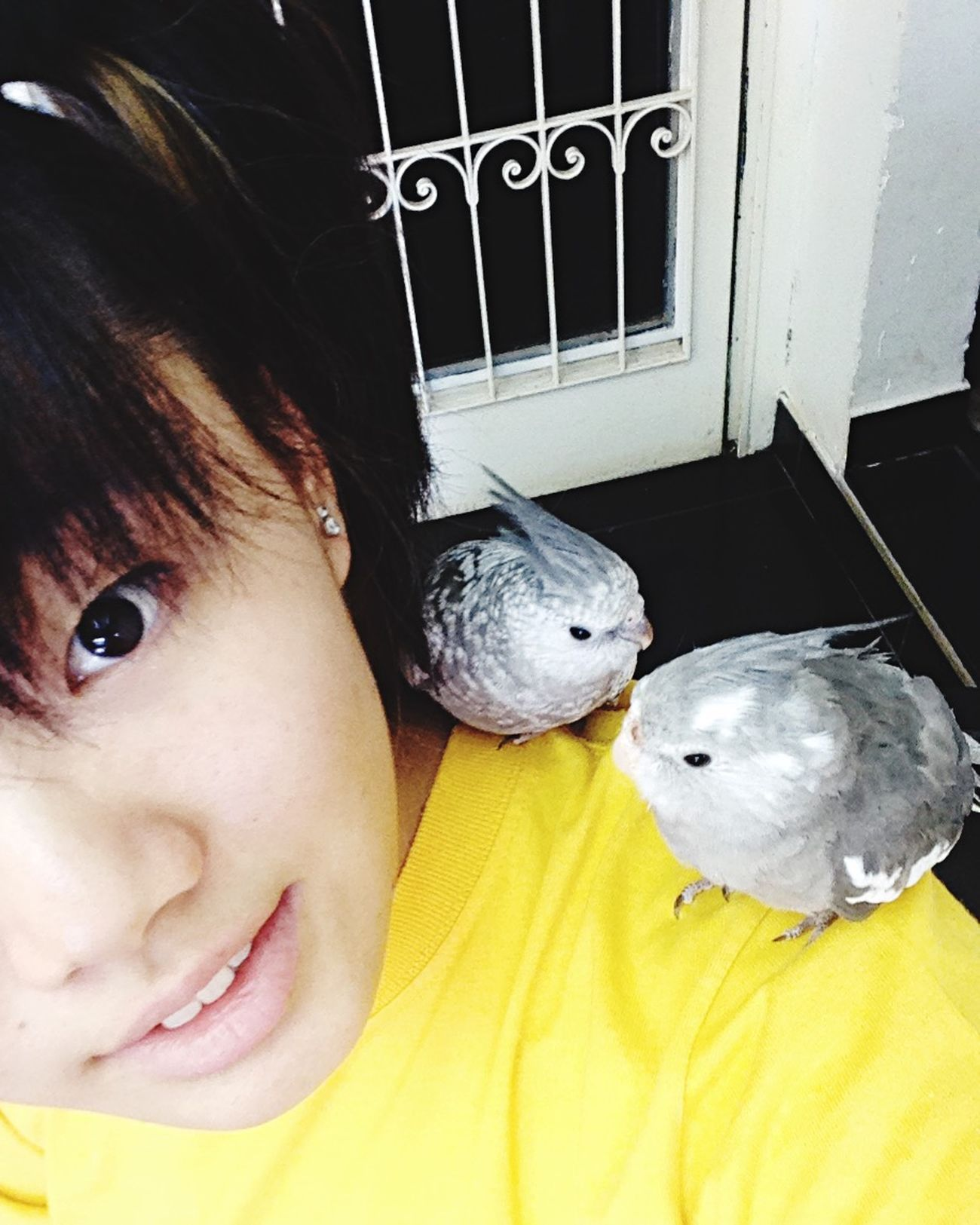That's Me And Birds Cute Cute Pets My Baby