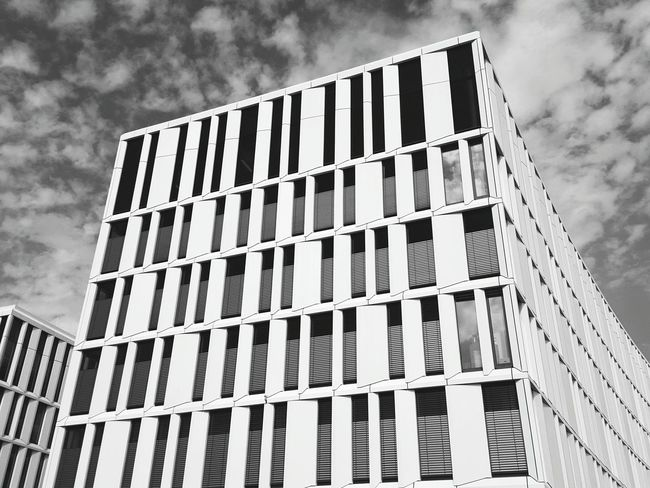 Architecture Urban Geometry Studies Of Whiteness Black And White Light And Shadow Lines And Shapes Open Edit