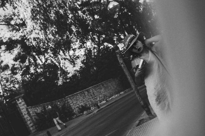 SPAIN Blackandwhite Day One Person Outdoors Streetleaks Streetphotography Summer Woman, Single Woman Women