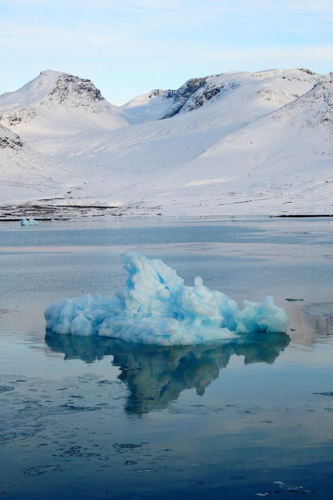 Water Nature Landscape Mountain Outdoors Sky Floating On Water Polar Climate No People Beauty In Nature Day Glacier Apieceoftheicesheet Thebiggesticelandintheworld Ilovegreenland KommuneKujalleq Winter2016 Cold Temperature Peacefulplace Southgreenland Enjoy The New Normal Snow Frozen Greenland Scenics
