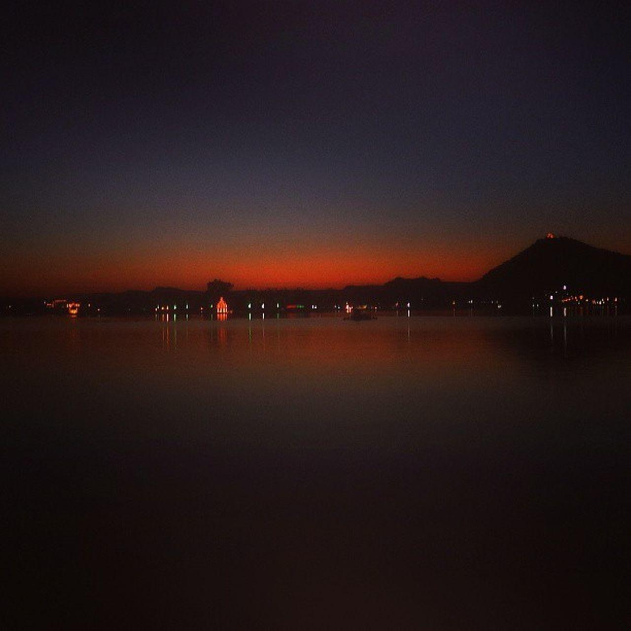 Home Fatehsagar Shadows Lights Udaipur