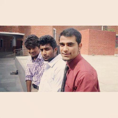 My brothers! Cvsdu Delhiuniversity Du Instaedit Instapic College Life Throwback POTD Newdelhi India