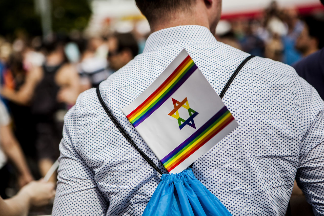 Beautiful stock photos of gay, Backpack, Berlin, Casual Clothing, Celebration