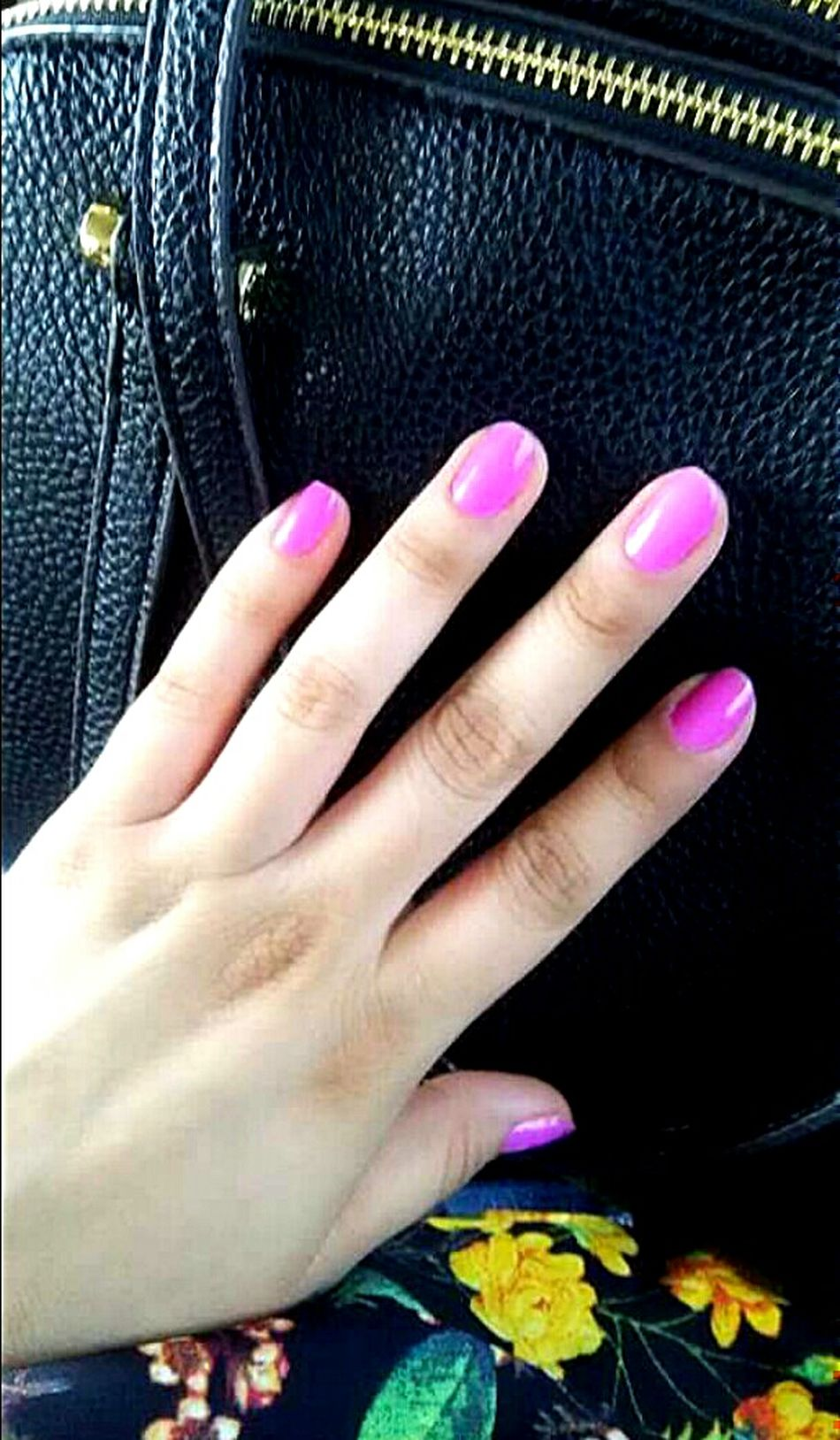 Manicure! Nails On Point Girlygirl Girl Thing Nail Polish Bright Colorful It Girl